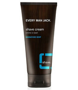 Every Man Jack Shaving Cream Signature Mint