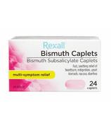 Rexall Caplets de bismuth