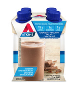 Atkins Advantage Shakes Chocolaty Delight 4-Pack