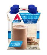 Atkins Advantage Shakes Chocolaty Delight 4-Pack
