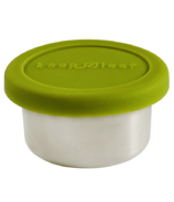 Keep Leaf Stainless Steel Food Container X-Small Green