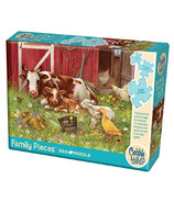Cobblehill Barnyard Babies Family Puzzle