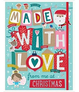 Make Believe Ideas Made With Love From Me at Christmas