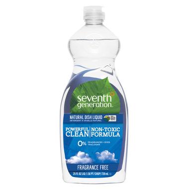 Seventh Generation Dishwashing Liquid