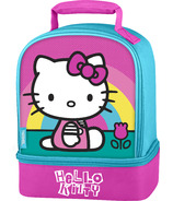 Thermos Dual Lunch Kit Hello Kitty