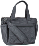 Lug Charter Tote Brushed Grey