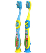 Colgate Kids Extra Soft Toothbrush with Suction Cup Peppa Pig