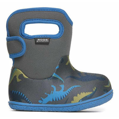 Bogs Baby Waterproof Boots Dinos