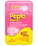 Pepto Bismol Liquicaps Rapid Relief
