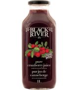 Black River 100% Juice Pure Cranberry