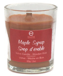 Seracon Maple Votive Candle with Wood Wick