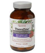 Quantum Therazinc Elderberry Lozenges