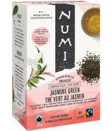 Thé biologique Numi jasmin vert