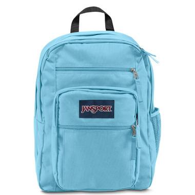 Jansport Big Student Backpack Blue Topaz