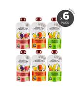 Rudolfs Organic Puree Variety Bundle