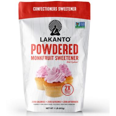Lakanto Powdered Monk Fruit Sweetener 2:1
