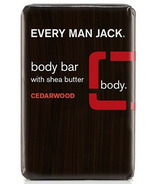 Every Man Jack Body Bar Cedarwood