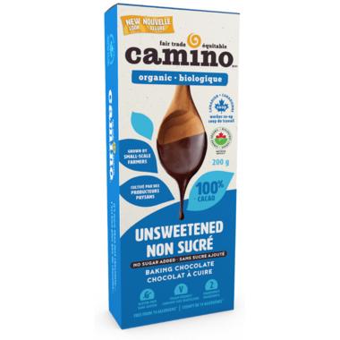 Camino Unsweetened Baking Chocolate