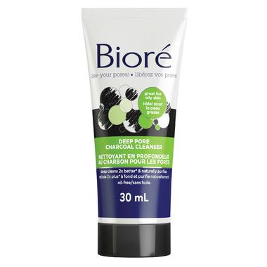 Biore Deep Pore Charcoal Cleanser Mini