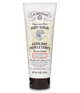J.R. Watkins Sugar & Shea Body Scrub Coconut Milk & Honey