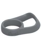 S'well Bottle Silicone Handle Grey