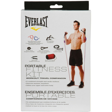Everlast Portable Fitness Kit
