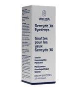 Weleda Gencydo 3X Eyedrops