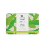 Nature Clean Bath & Body Bar Lemon Verbena