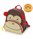 Skip Hop Zoo Packs Little Kid Backpack Monkey Design