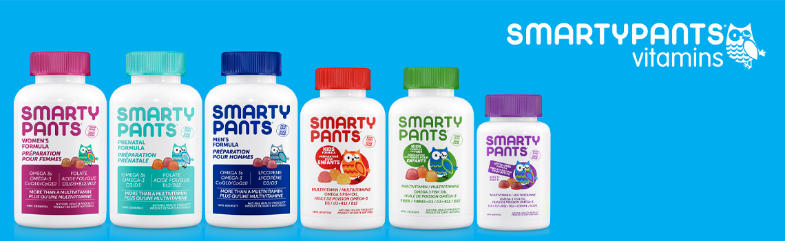 Buy SmartyPants at Well.ca