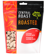 Central Roast Roasted California Pistachios Sea Salted