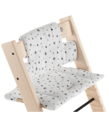 Stokke Tripp Trapp Cushion Organic Cotton White Mountain
