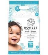 Lingettes à base de plantes honnêtes de The Honest Company