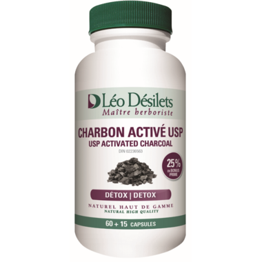 Leo Desilets Activated Charcoal
