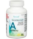 Rexall Vitamin A 10000 IU Value Size