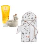 Baby Bathtime Essentials Bundle