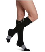 Sigvaris Athletic Recovery Socks Compression Socks Unisex Black