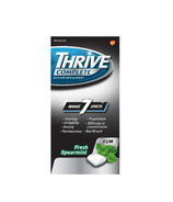 Thrive 4mg Nicotine Replacement Gum Fresh Spearmint