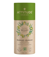 ATTITUDE Super Leaves Plastic-Free Natural Deodorant Olive Leaves