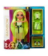 Rainbow High Fashion Doll Karma Nichols Neon