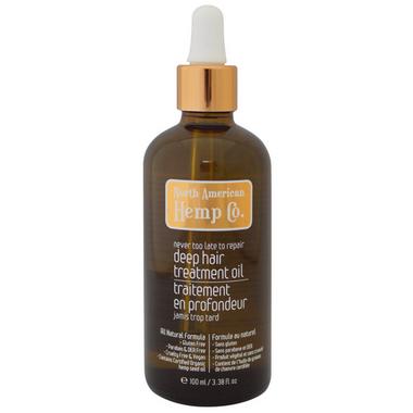 North American Hemp Co. Never Too Late Deep Treatment Oil