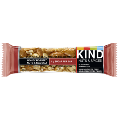 KIND Bars Honey Roasted Nuts & Sea Salt