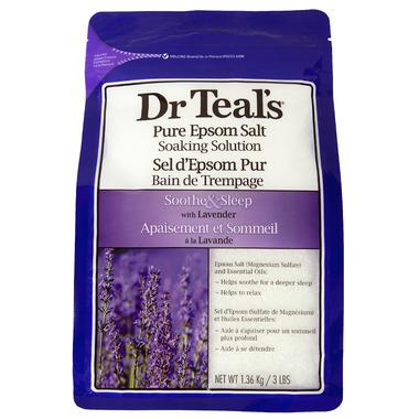Dr Teal\'s Lavender Epsom Salt