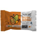 Herbaland Protein Gummies Papaya Paradise