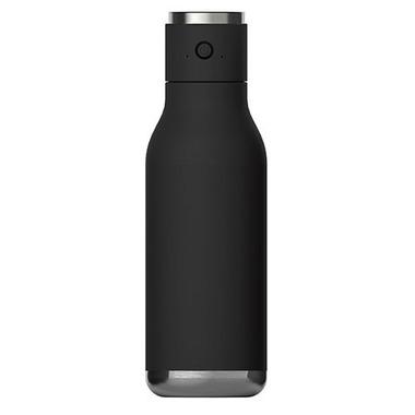 Asobu Wireless Speaker Water Bottle Black