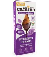 Camino Organic Bittersweet Baking Chocolate