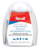Rexall Travel Size First Aid Kit