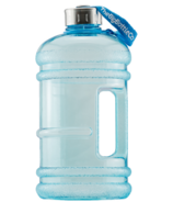 The Big Bottle Co Big Gloss Aqua 2.2L Water Bottle