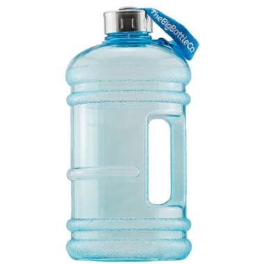 The Big Bottle Co Big Gloss Aqua 2.2L Water Bottle
