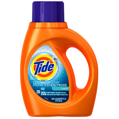 Tide Coldwater Clean Liquid Laundry Detergent